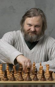 GM Artur Jussupow