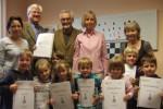 Kindergarten-Urkunde
