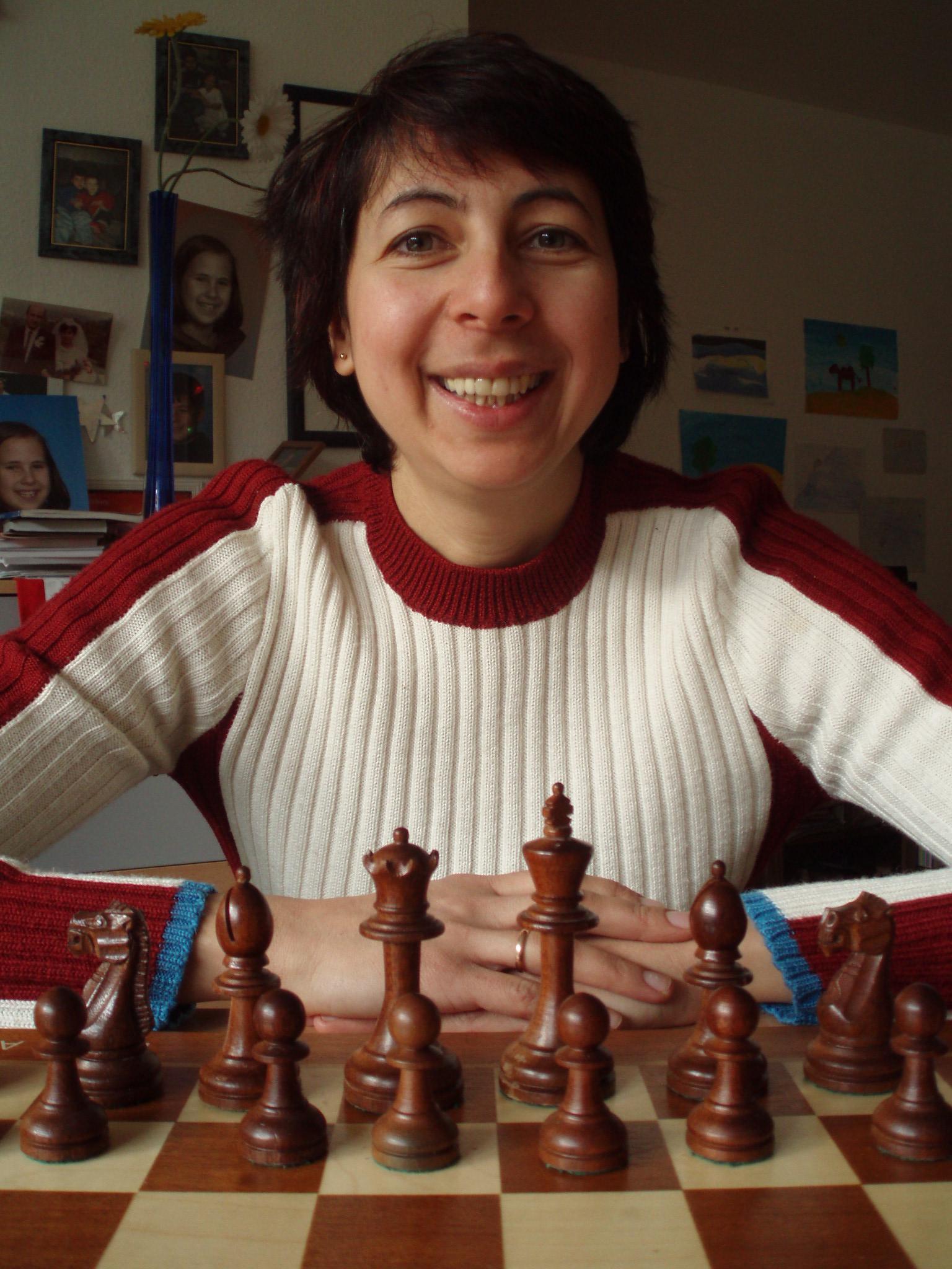 WGM Ekaterina Borulya